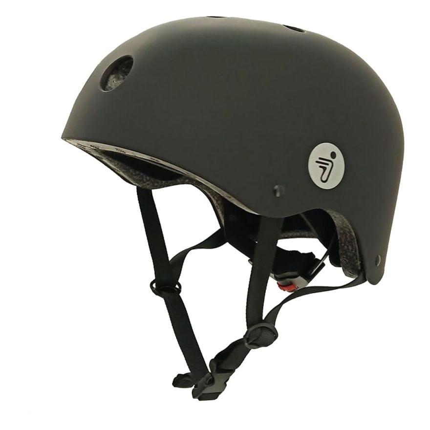 ninebot helmet mtv12 in black color
