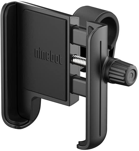 segway ninebot mobile gps holder in white background